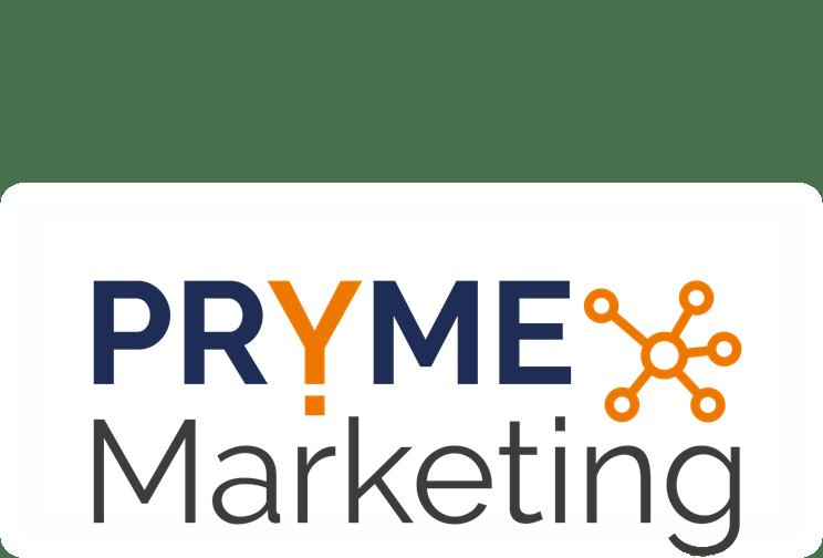 Logo PRYME Marketing Über Uns Webseite