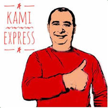 Logo Kami Express Saarbrücken